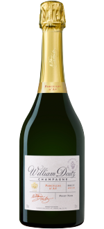 CHAMPAGNER DEUTZ - CUVEE HOMMAGE WILLIAM DEUTZ PARCELLES D'AY 2010