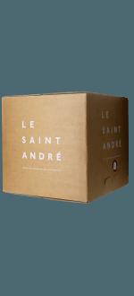 LE SAINT ANDRE 2018 - BAG-IN-BOX - WEINSCHLAUCH- SAINT ANDRE DE FIGUIERE