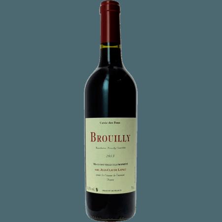 BROUILLY - CUVEE DES FOUS 2018 - JEAN-CLAUDE LAPALU