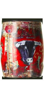 BAG-IN-BOX - WEINSCHLAUCH BIB ART ROUGE - NICOLE DI MEO - LE BENJAMIN DE PUECH HAUT