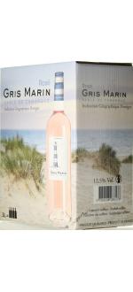 BAG-IN-BOX - WEINSCHLAUCH GRIS MARIN - DUNE GRIS DE GRIS 2018