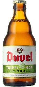 DUVEL TRIPEL HOP CITRA 33CL - BRAUEREI DUVEL MOORTGAT