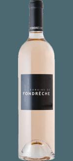 CUVEE DOMAINE ROSE 2018 - DOMAINE DE FONDRECHE