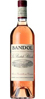 BANDOL ROSE 2017 - DOMAINE LA BASTIDE BLANCHE