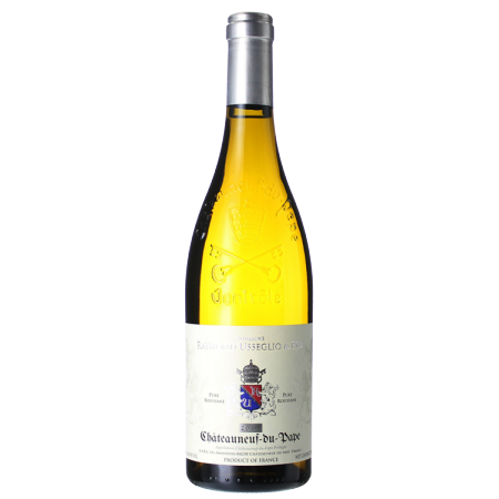 CHATEAUNEUF DU PAPE BLANC - PURE ROUSSANNE 2018 - RAYMOND USSEGLIO