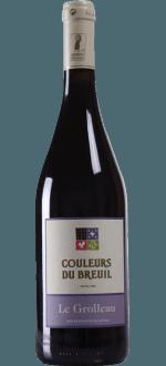 LE GROLLEAU 2018 - COULEURS DU BREUIL