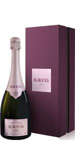 KRUG ROSE - PRESTIGE GESCHENKSET 22 EME EDITION - CHAMPAGNER KRUG