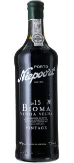 PORT NIEPOORT BIOMA VINHA VELHA VINTAGE PORT 2015