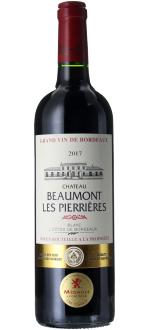 CHATEAU BEAUMONT LES PIERRIERES 2017