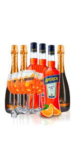 BIG PACK APERO - APEROL SPRITZ
