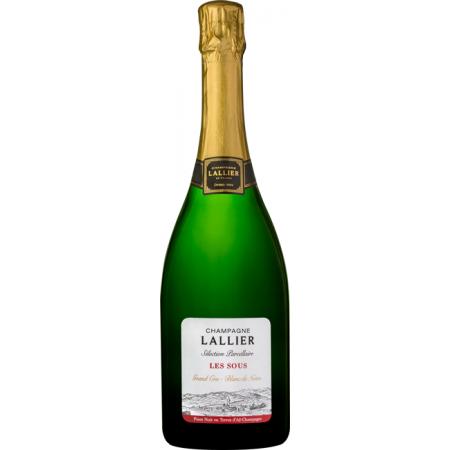 CHAMPAGNER LALLIER - BLANC DE NOIRS GRAND CRU LES SOUS