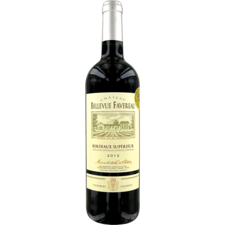 CHATEAU BELLEVUE FAVEREAU 2016