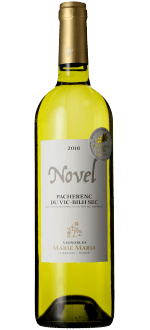 NOVEL BLANC 2017 - VIGNOBLES MARIE MARIA