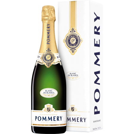 CHAMPAGNER POMMERY - APANAGE BLANC DE BLANCS - MIT ETUI
