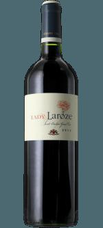 LADY LAROZE 2015 - ZWEITWEIN CHATEAU LAROZE
