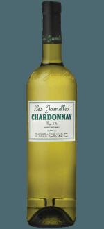 CHARDONNAY 2018 - LES JAMELLES
