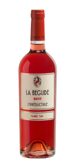L'IRREDUCTIBLE ROSE 2018 - DOMAINE DE LA BEGUDE
