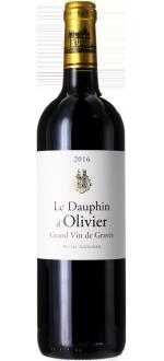 DAUPHIN D'OLIVIER 2016 - ZWEITWEIN CHÂTEAU OLIVIER