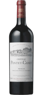 CHATEAU PONTET CANET 2015