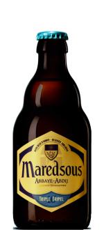 MAREDSOUS 10 TRIPLE 33CL - ABBAYE DE MAREDSOUS