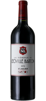 LA RESERVE DE LEOVILLE BARTON 2015