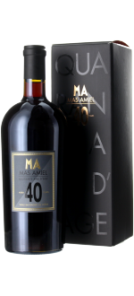 40 JAHRE D'AGE - MAS AMIEL