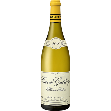BLANC 2018 - DOMAINE GALLETY