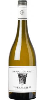 PICPOUL DE PINET 2018 - VILLA BLANCHE - CALMEL & JOSEPH