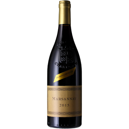 MARSANNAY - CUVÉE MONCHENEVOY 2015 - DOMAINE PHILIPPE CHARLOPIN