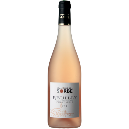 REUILLY ROSE 2018 - DOMAINE JM SORBE