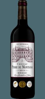 CHATEAU PIERRE DE MONTIGNAC 2015 - CRU BOURGEOIS