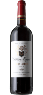 CHATEAU MIGNOT 2015 - ZWEITWEIN CHATEAU SERILHAN