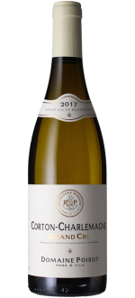 CORTON-CHARLEMAGNE GRAND CRU 2017 - DOMAINE POISOT