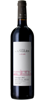 LA CLAPE ROUGE 2017 - CHATEAU D'ANGLES