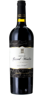 GRES DE BOUTENAC 2016 - CHATEAU GRAND MOULIN
