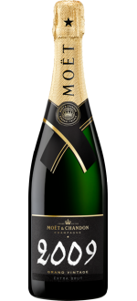 CHAMPAGNER MOET ET CHANDON - GRAND VINTAGE 2009