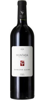 LA MUNTADA 2008 - DOMAINE GAUBY