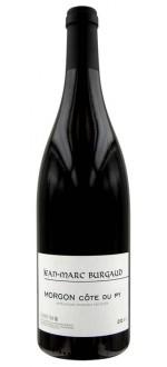 MORGON COTE DE PY - JEAN-MARC BURGAUD 2011 (Frankreich - Wein Beaujolais - Morgon AOC - Wein Rot - 0,75 L)