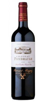 CHATEAU FOMBRAUGE 2009 (Frankreich - wein Bordeaux - Saint-Emilion Grand Cru AOC - Rotwein - 0,75 L)