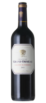 CHATEAU GRAND ORMEAU 2015