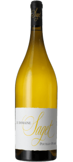 MAGNUM POUILLY FUME 2017 - DOMAINE SAGET