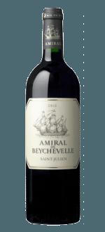 AMIRAL DE BEYCHEVELLE 2015 - ZWEITWEIN CHATEAU BEYCHEVELLE