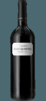 DUAS QUINTAS RESERVA 2015 - RAMOS PINTO