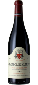 CHAMBOLLE MUSIGNY 1ER CRU LES FEUSSELOTTES 2015 - DOMAINE GEANTET PANSIOT