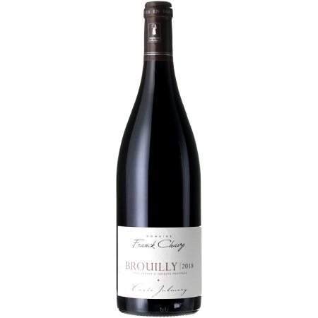 BROUILLY 2018 - DOMAINE FRANCK CHAVY