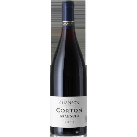 CORTON GRAND CRU 2016 - CHANSON PÈRE ET FILS