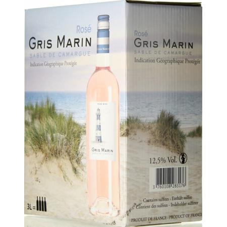 BAG-IN-BOX - WEINSCHLAUCH GRIS MARIN - DUNE GRIS DE GRIS 2019