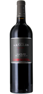 LA CLAPE GRAND VIN ROUGE 2018 - CHATEAU D'ANGLES