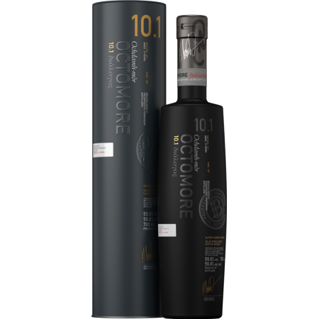 WHISKY OCTOMORE 10.1 - EN ETUI