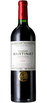 CHATEAU MARTINAT 2015
